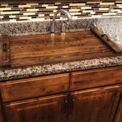Brown Kitchen Sink Anti Fatigue Mats Etsy Cover With Handles