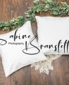 Two Pillow Mockup Etsy