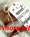 Set Of 5 105 Pcs A Sweet Ending To A New Beginning Favor Etsy
