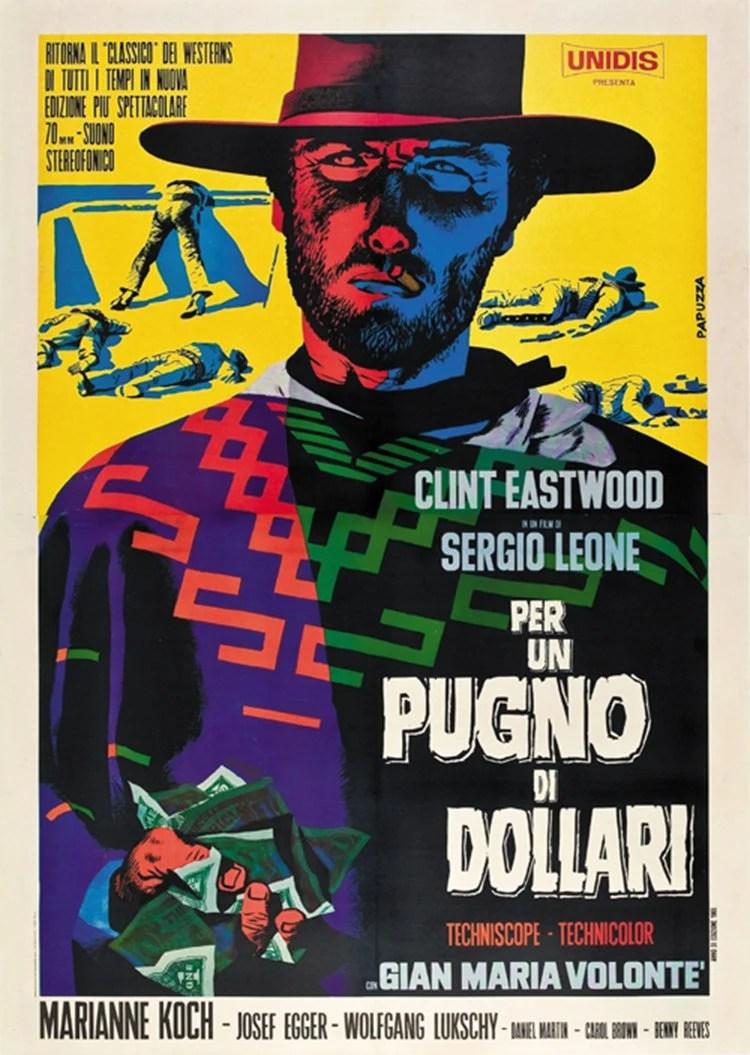 Youtube Film Western Complet En Francais Clint Eastwood : youtube, western, complet, francais, clint, eastwood, Fistfull, Dollars, Clint, Eastwood, Western, Movie