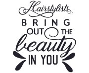hairstylists bring beauty
