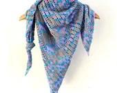 Trinity Belle Shawl - Crochet Pattern - Printable PDF - UK & US Terms