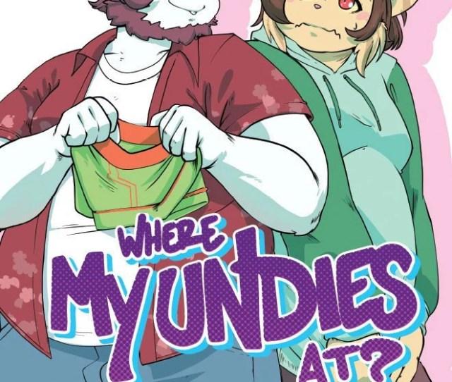 Comic Where My Undies At