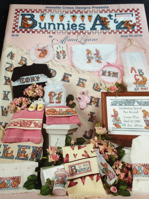 A To Z In Alma : Bunnies, Lynne