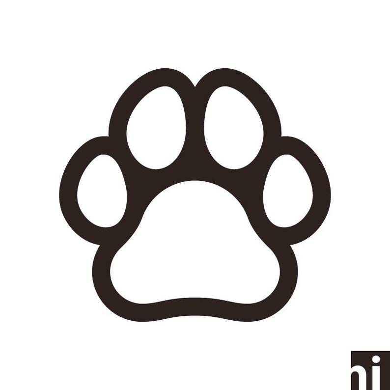 Download I Love Pets I love My Dog Paw svg Pet svg Dog Paw svg Paw ...
