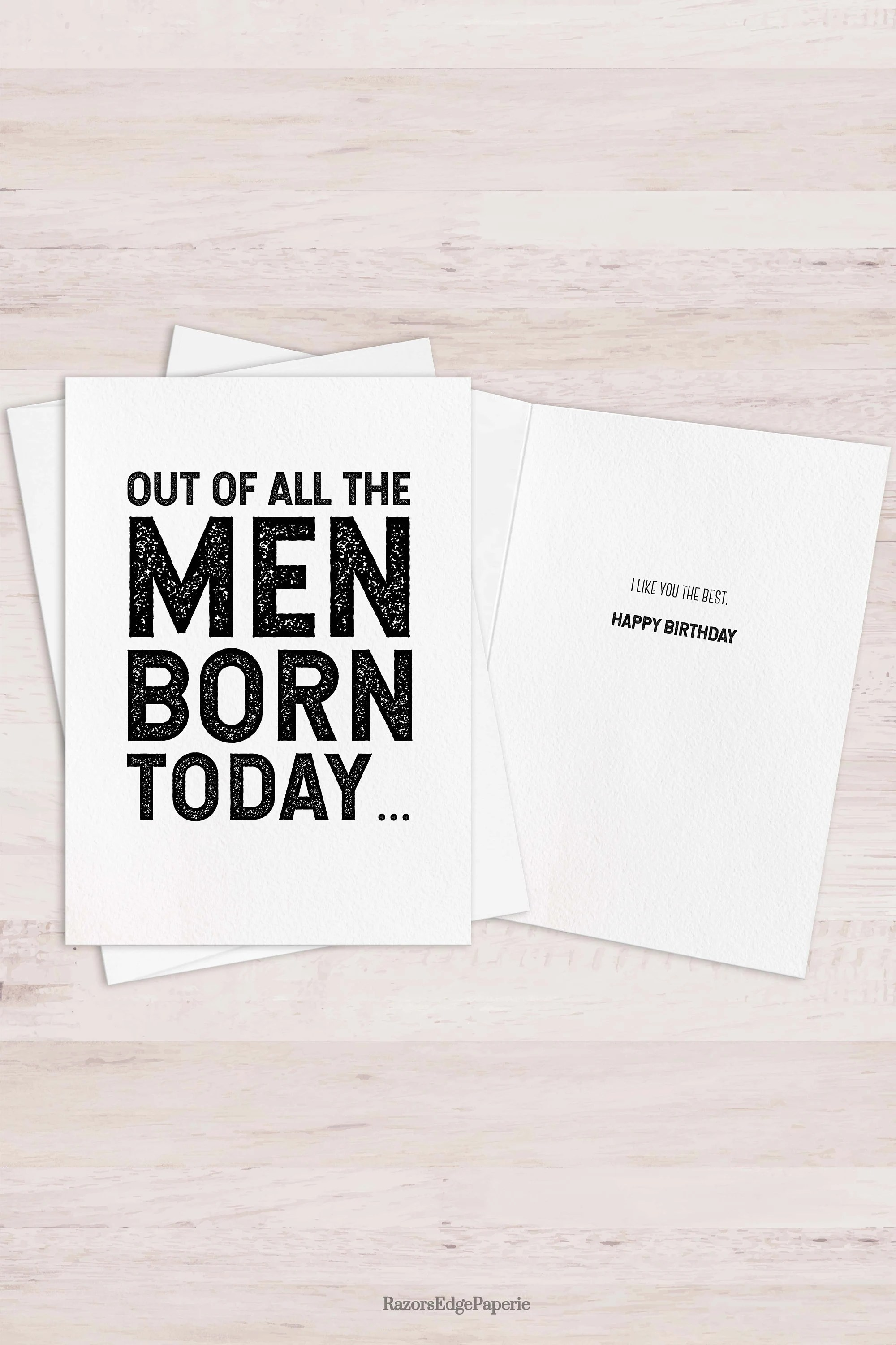 Funny Birthday Images For Men : funny, birthday, images, PRINTABLE, Funny, Birthday, Friend