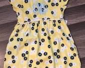 Monogram Toddler Dress...