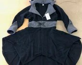Hooded Kyrie Coat (Wool, Large Size)