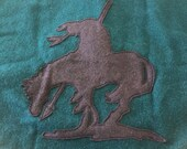 Horse & Rider Oversize Cowl (Wool)