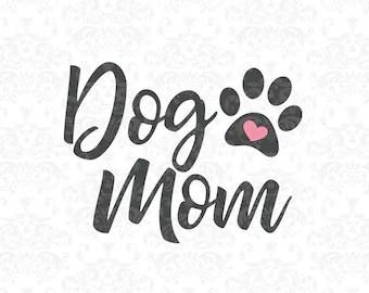 Download Dog mom svg | Etsy