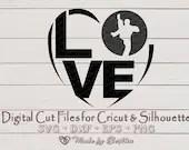 Karate SVG, Martial Arts SVG, Karate boy, Karate Dad, Judo, Taekwondo, black belt, LOVE, Digital download, File for Cricut, Silhouette  Sports il 170x135