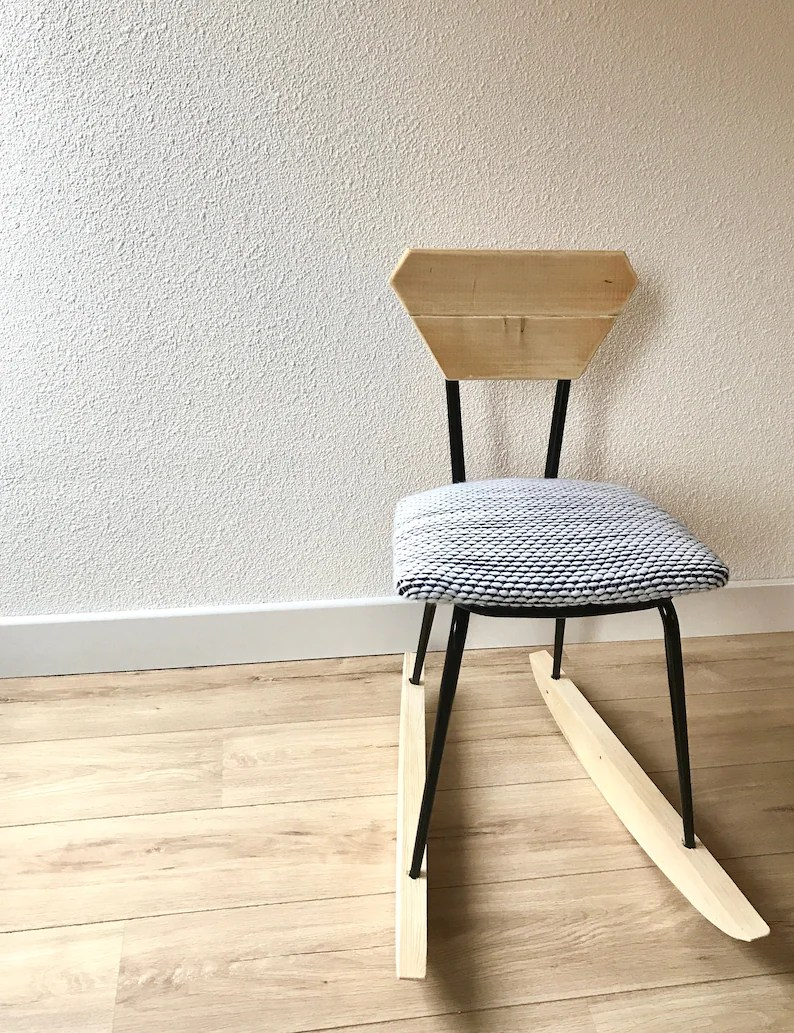 Scandinavian Chair Scandinavian Rocking Chair