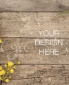 Styled Stock Photography Rustic Wood Background Wood Desk Etsy