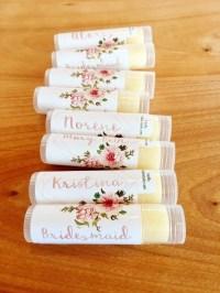 Design Your Own Personalized Wedding Chapstick Custom Lip ...