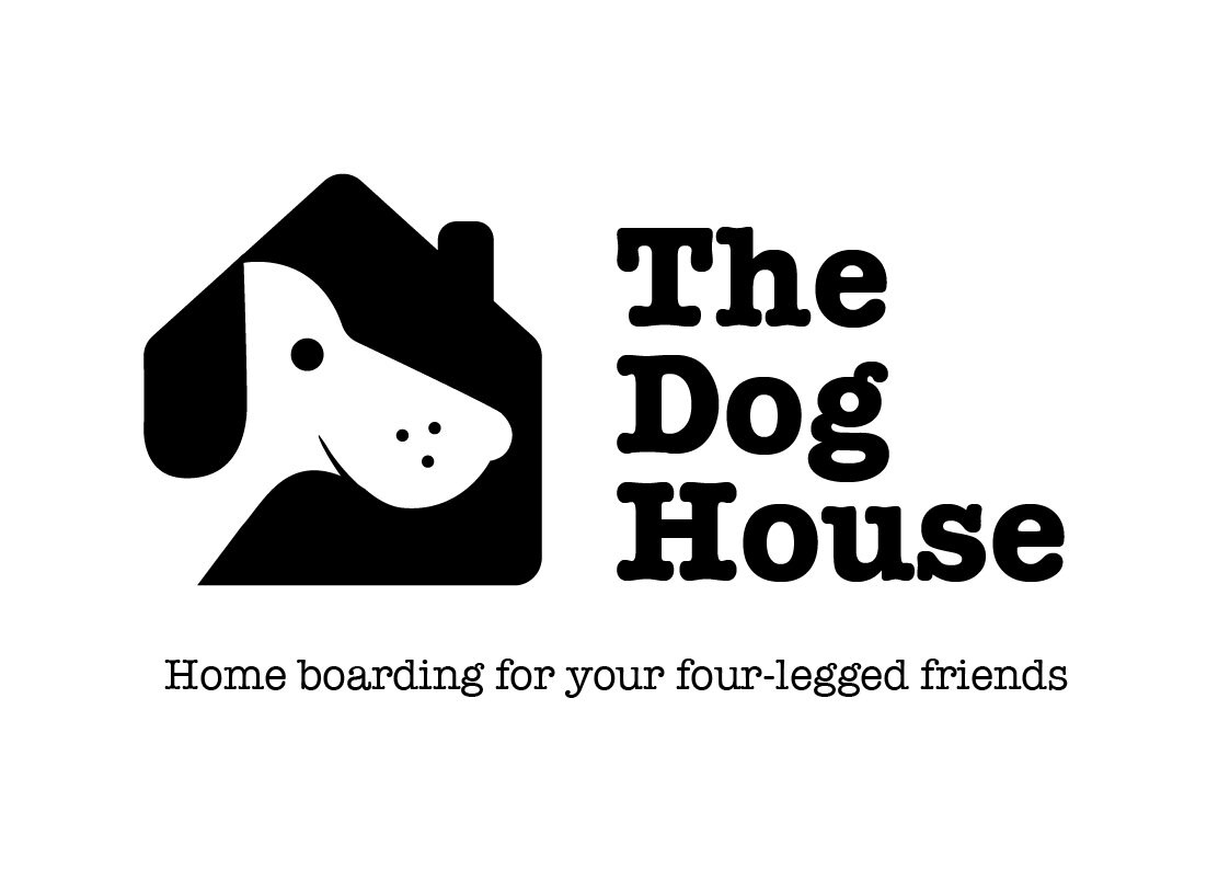 Dog Logo Dog Sitting Logo Vet Logo Boarding Kennel Logo