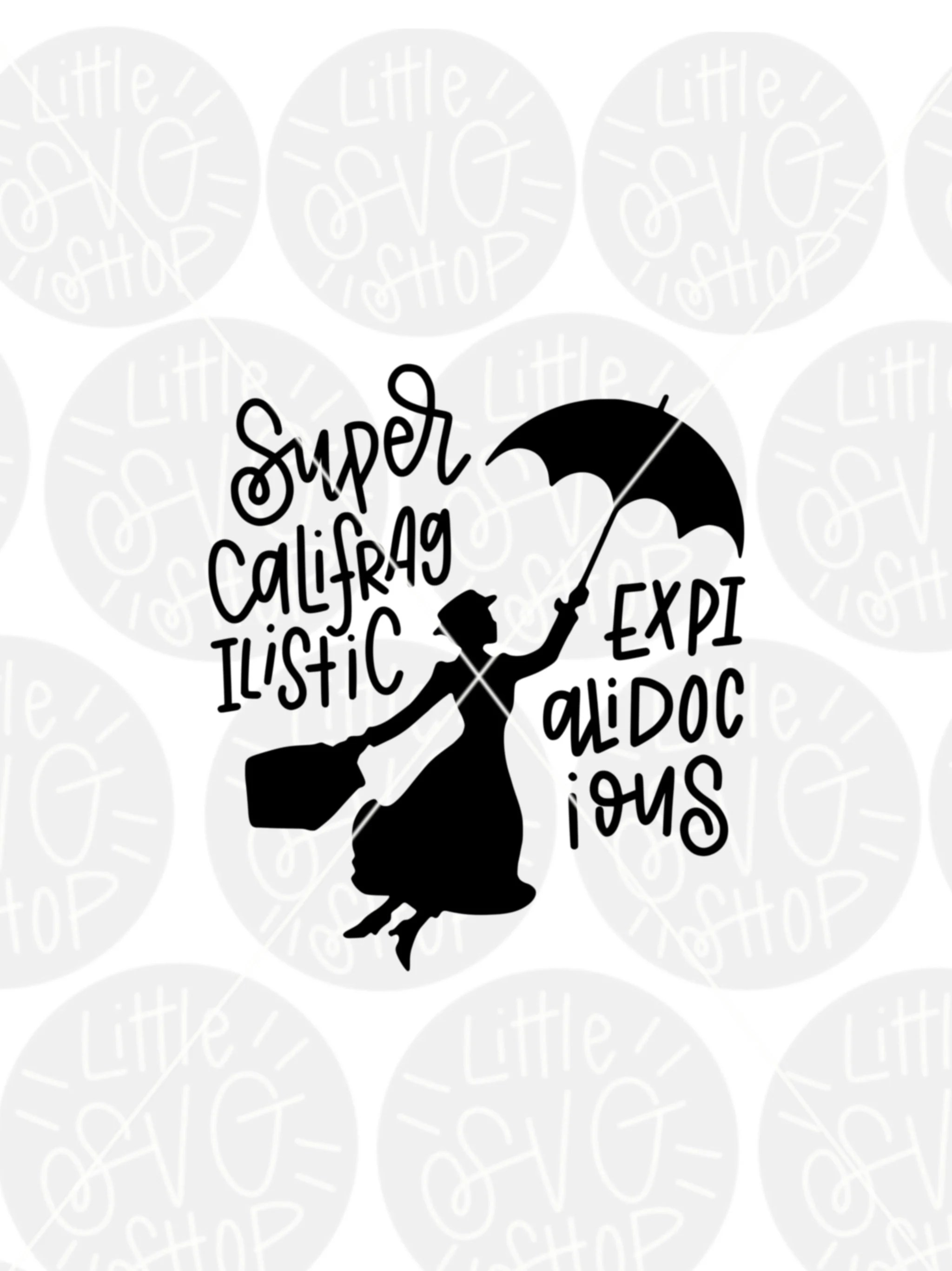Mary Poppins Svg File | Wiring Diagram Database