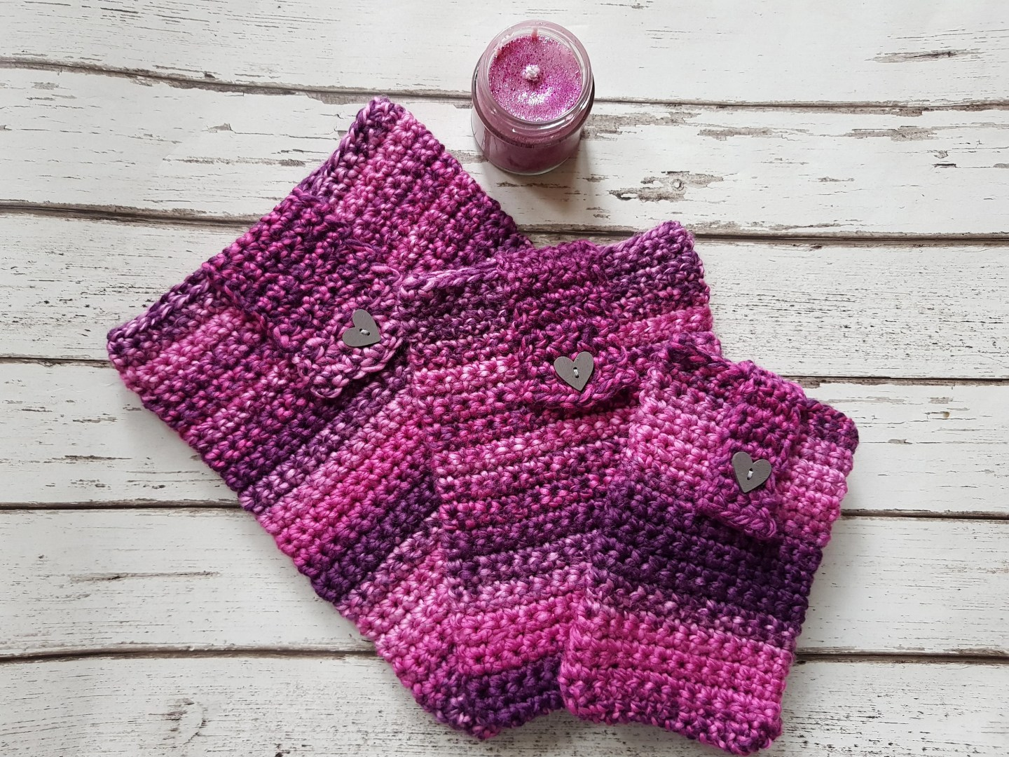 Crochet Tablet Sleeve, Cr...