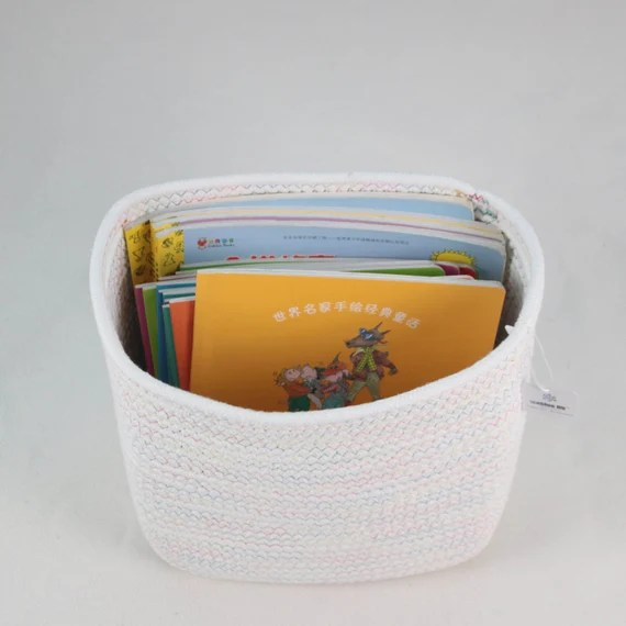 Soft Toy Storage Basket
