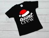 Christmas aunt crew svg, christmas svg, christmas cut file, aunt crew svg, christmas svg files, christmas svg files for cricut, aunt crew