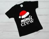 Christmas mimi crew svg, christmas svg, christmas cut file, mimis crew svg, christmas svg files, christmas svg files for cricut, mimi