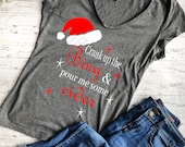 Crank up the Bing and Pour me some cider svg, christmas svg, christmas cut file, christmas svg files, christmas svg files for cricut