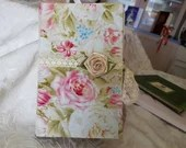 Rose Themed Junk Journal (Not So Shabby)