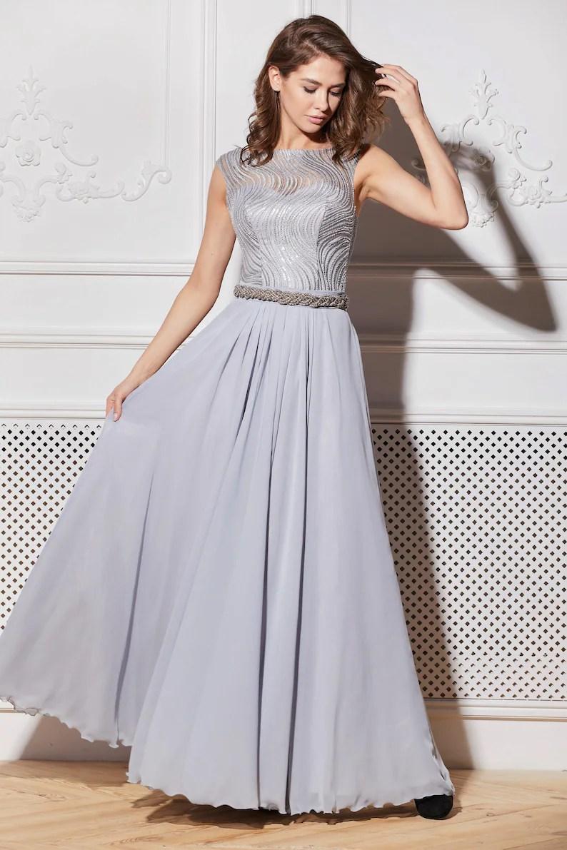 Elegant Dresses For Wedding Guests 6