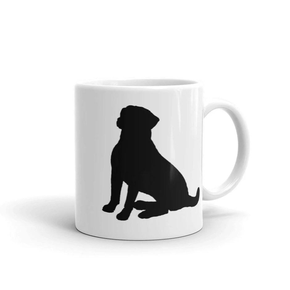 Two Sided Mug, If Our Dog...