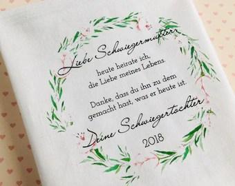 Geschenk der schwiegermutter an die braut  Europische Weihnachtstraditionen