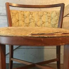Antique Vanity Chair Swivel Recliner Chairs Argos Etsy Walnut