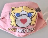 CATney Love mask