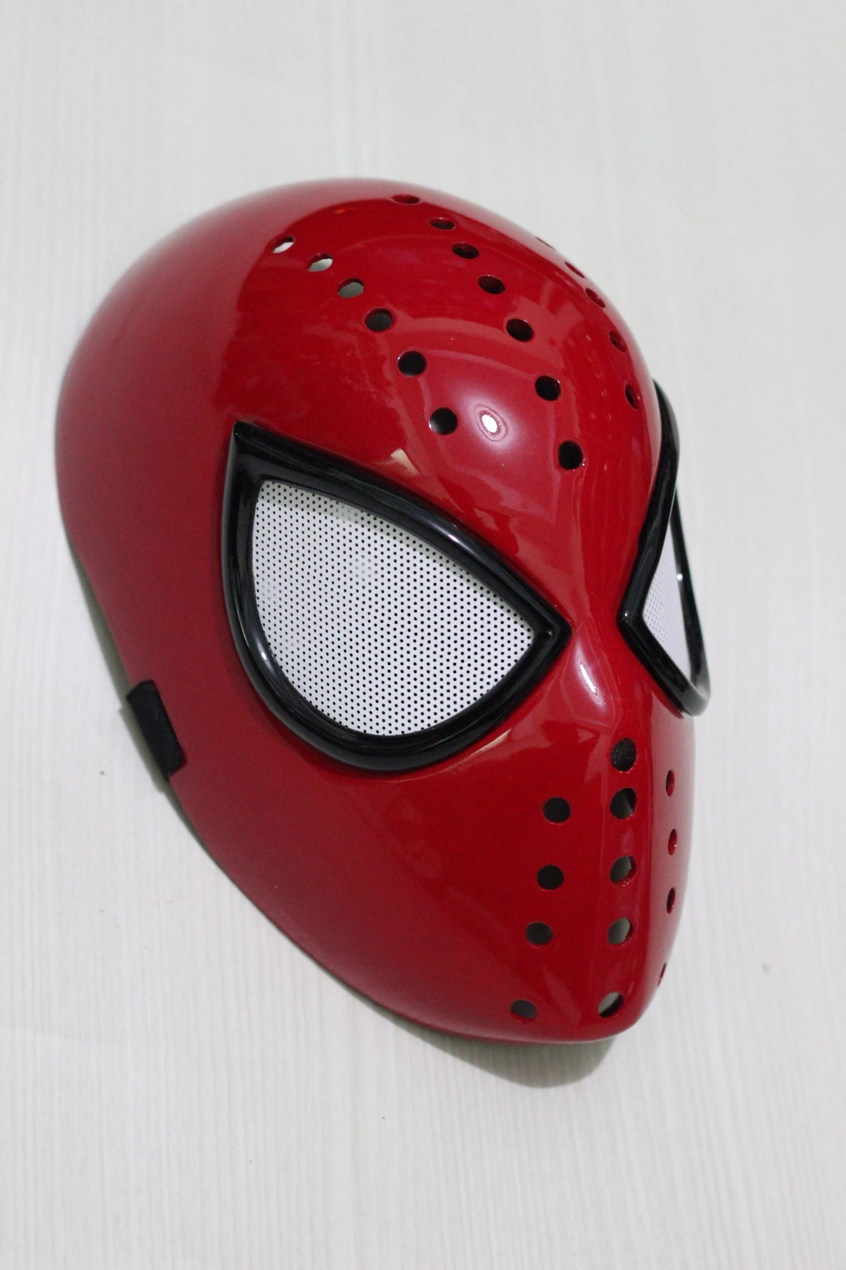 Spiderman Face Shell : spiderman, shell, Amazing, Spiderman, Faceshell, Lenses