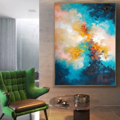 Large Artwork For Living Room Set With Chairs Extra Wall Art Etsy Original Textured Abstract Painting Xxl Canvas Decor Oil Modern Nw0005