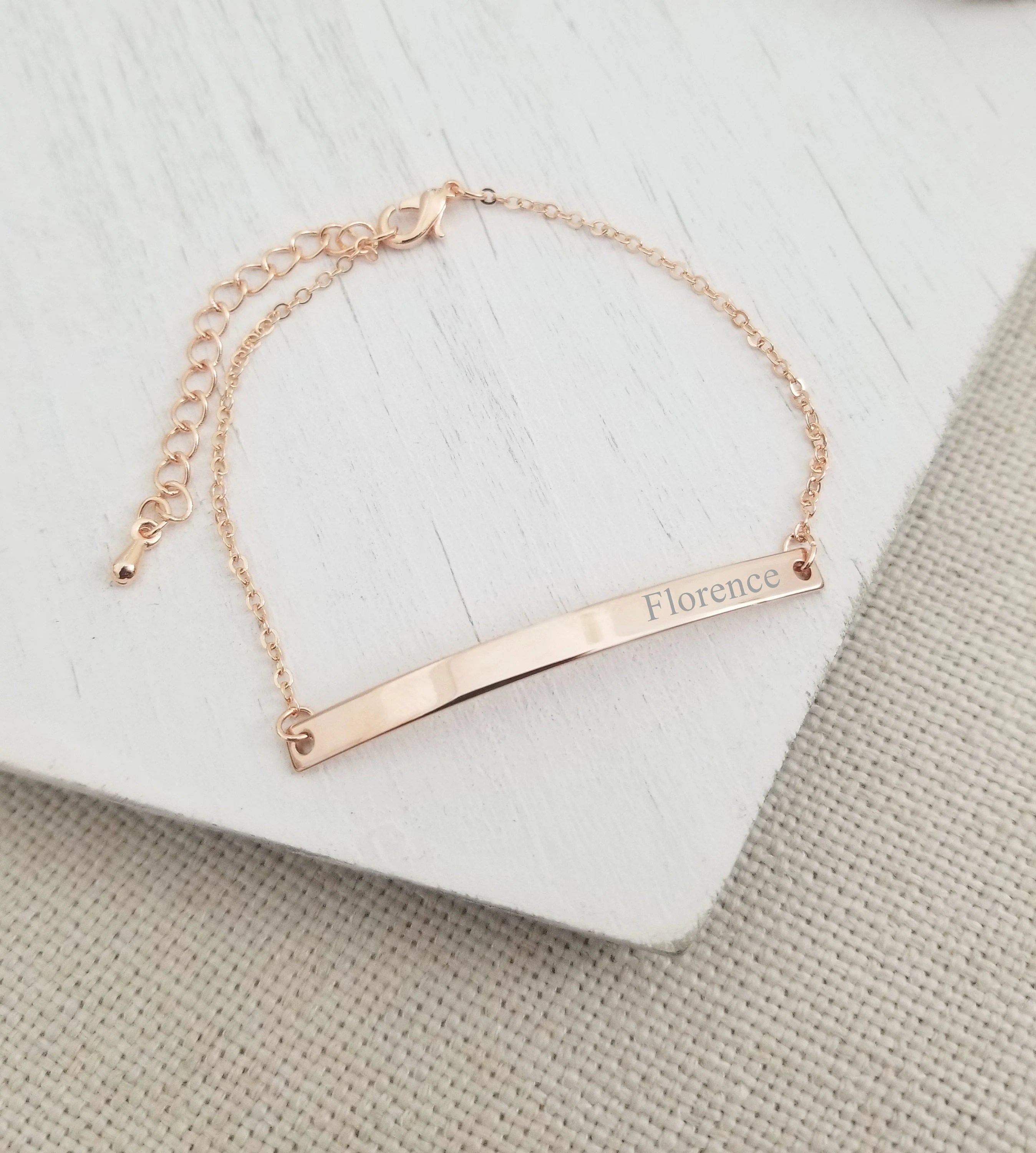 Maid of Honor Sister Bracelet Maid of Honor Gift Maid of image 2