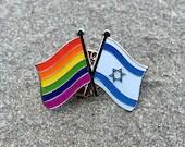 LGBTQ Rainbow Pride + Sta...