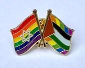 """Israel + Palestine """"..."""