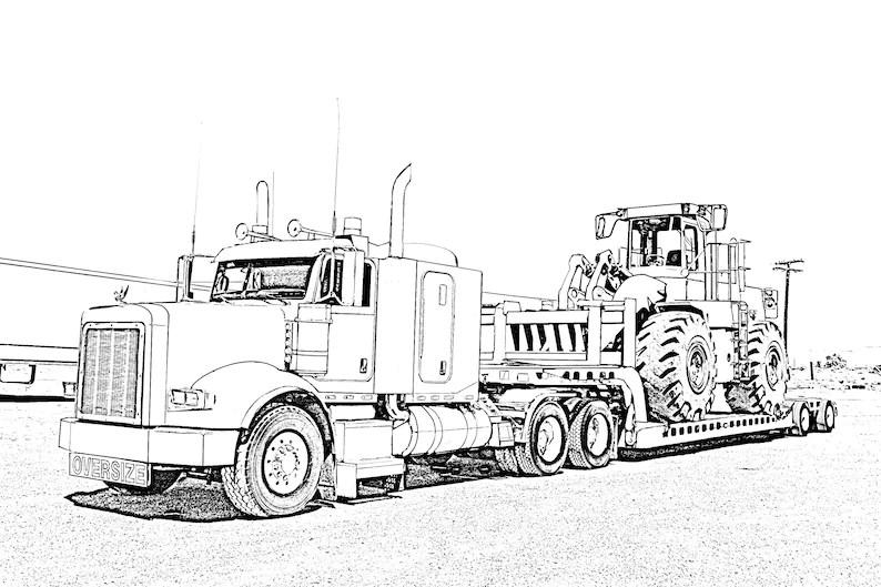 Daf Vrachtwagen Kleurplaat DAF Museum Maakt Iedereen