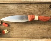 Handmade kitchen knife one-off / hand crafted chef's knife - Unique piece - Hep
