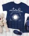 Bella Canvas 3001t Navy Kids T Shirt Mockup Unisex Toddler Etsy