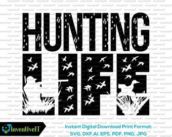 Download Duck hunting svg   Etsy
