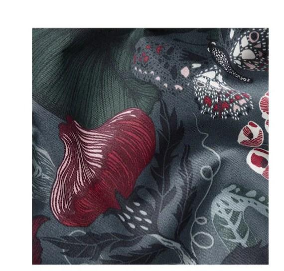 Ikea Filodendron Multi Color Tessuto Materialany Lunghezzalarghezza 150 Cmnew
