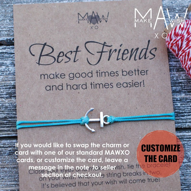 best friend gifts for