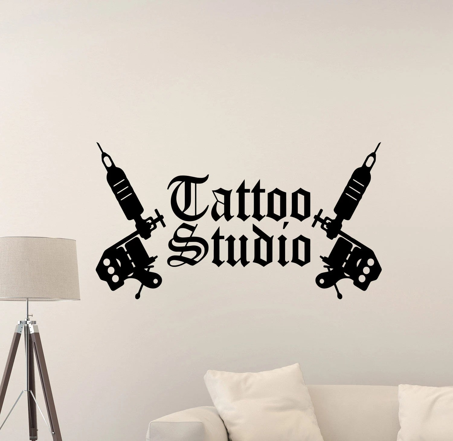Tattoo Machine Logo Designs