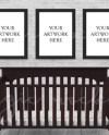 Nursery Print Styled Frame Mockup Kids Room Print Baby Etsy