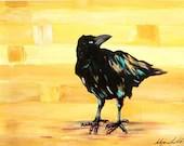 Art Print - Crow