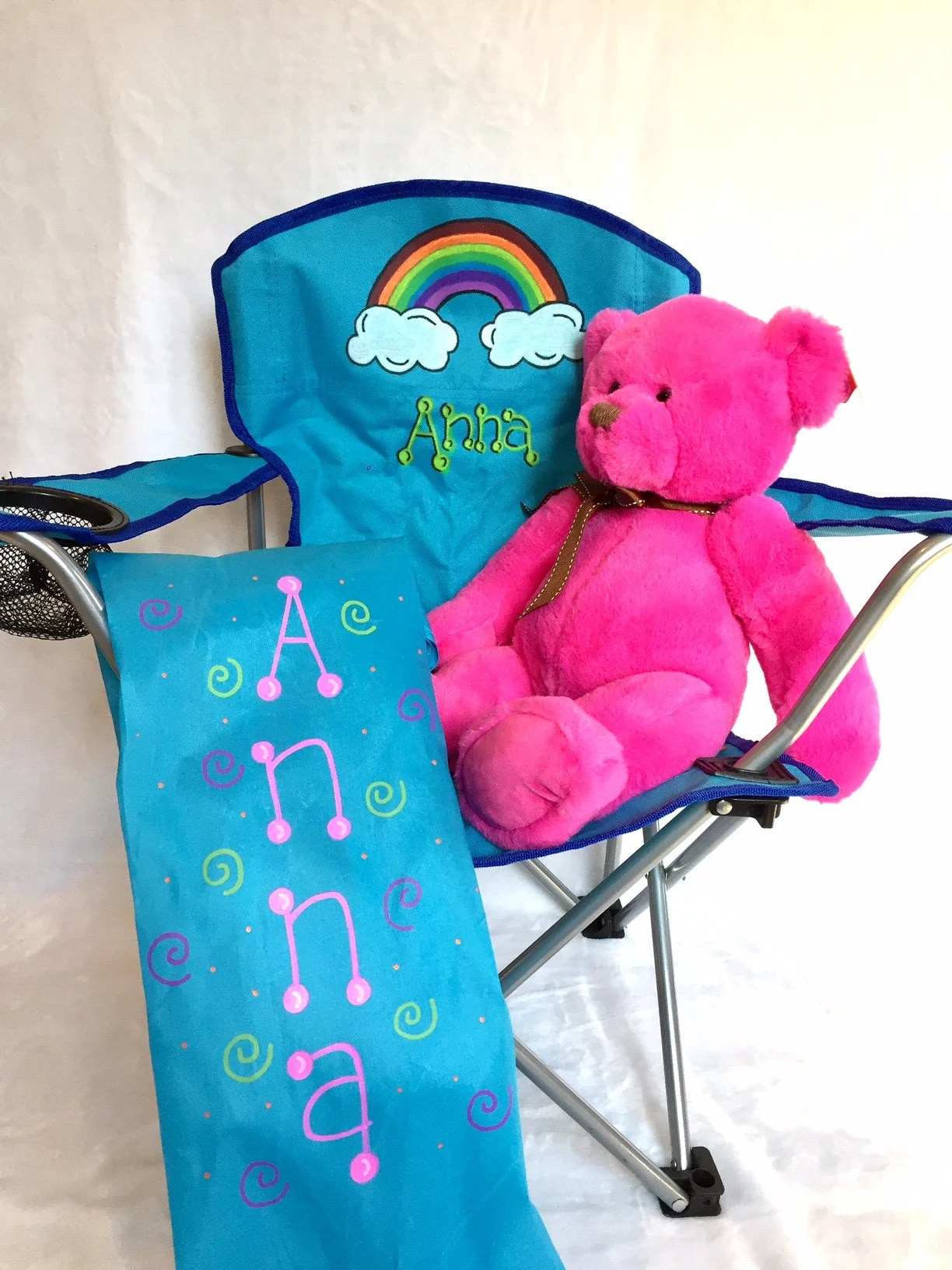 Monogrammed Toddler Chair Swypeout Toddler Plush Chairs Personalized