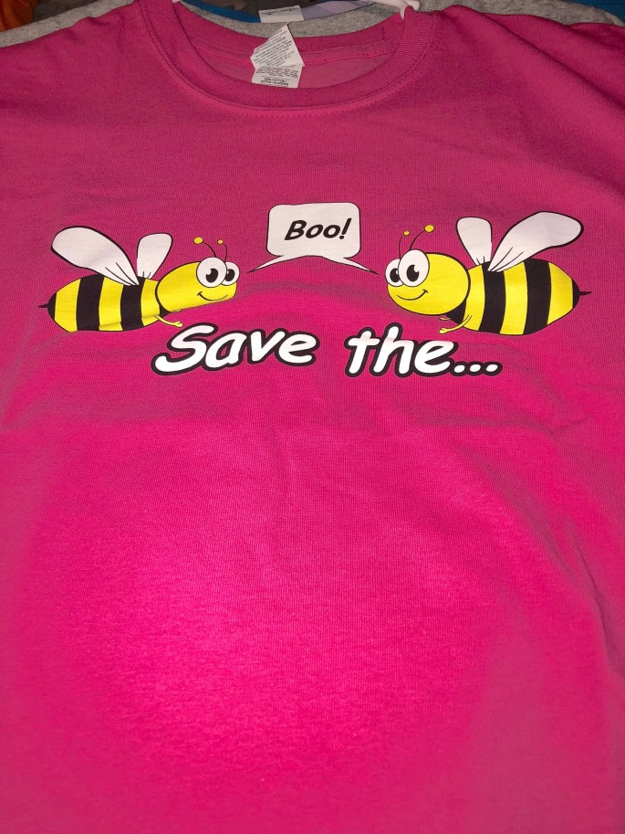 Save the Boo! Bees