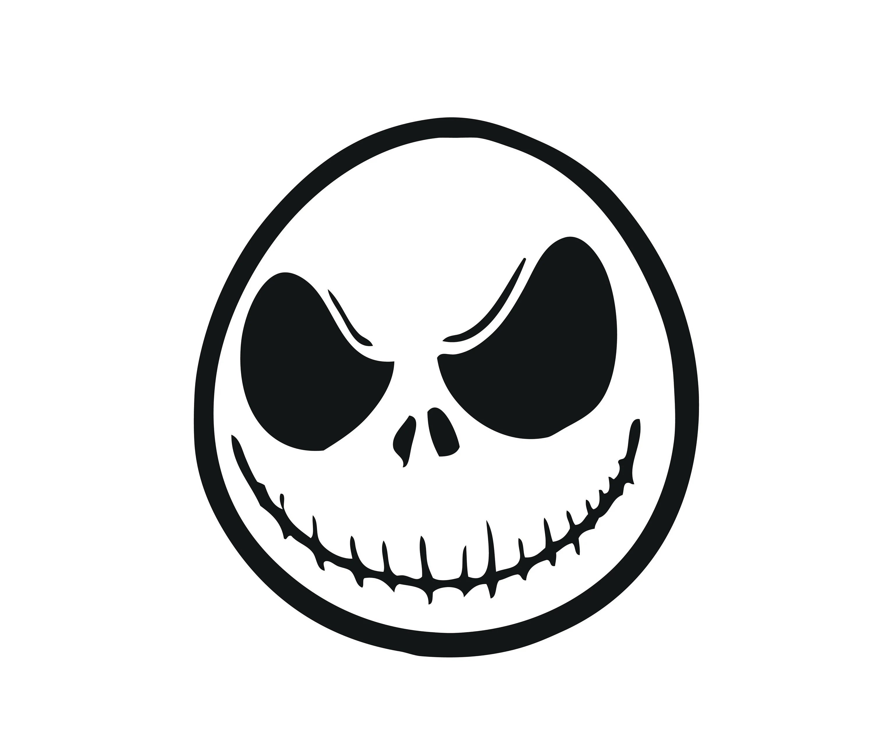 Nightmare Before Christmas Svg