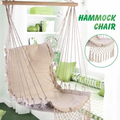 Bedroom Hanging Chair With Armrest Indoor Etsy Style Deluxe Hammock Outdoor Garden Dormitory For Child Adult Swinging Single Safety