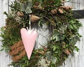 Spring Wreath ' Palpitations ' door Wreath